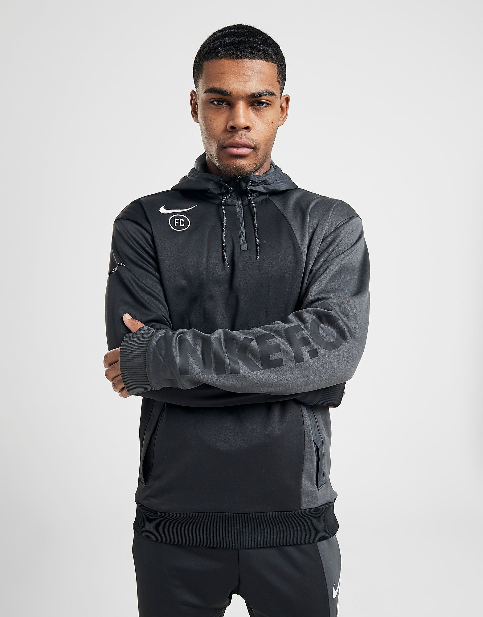 Nike FC T90 Hoodie