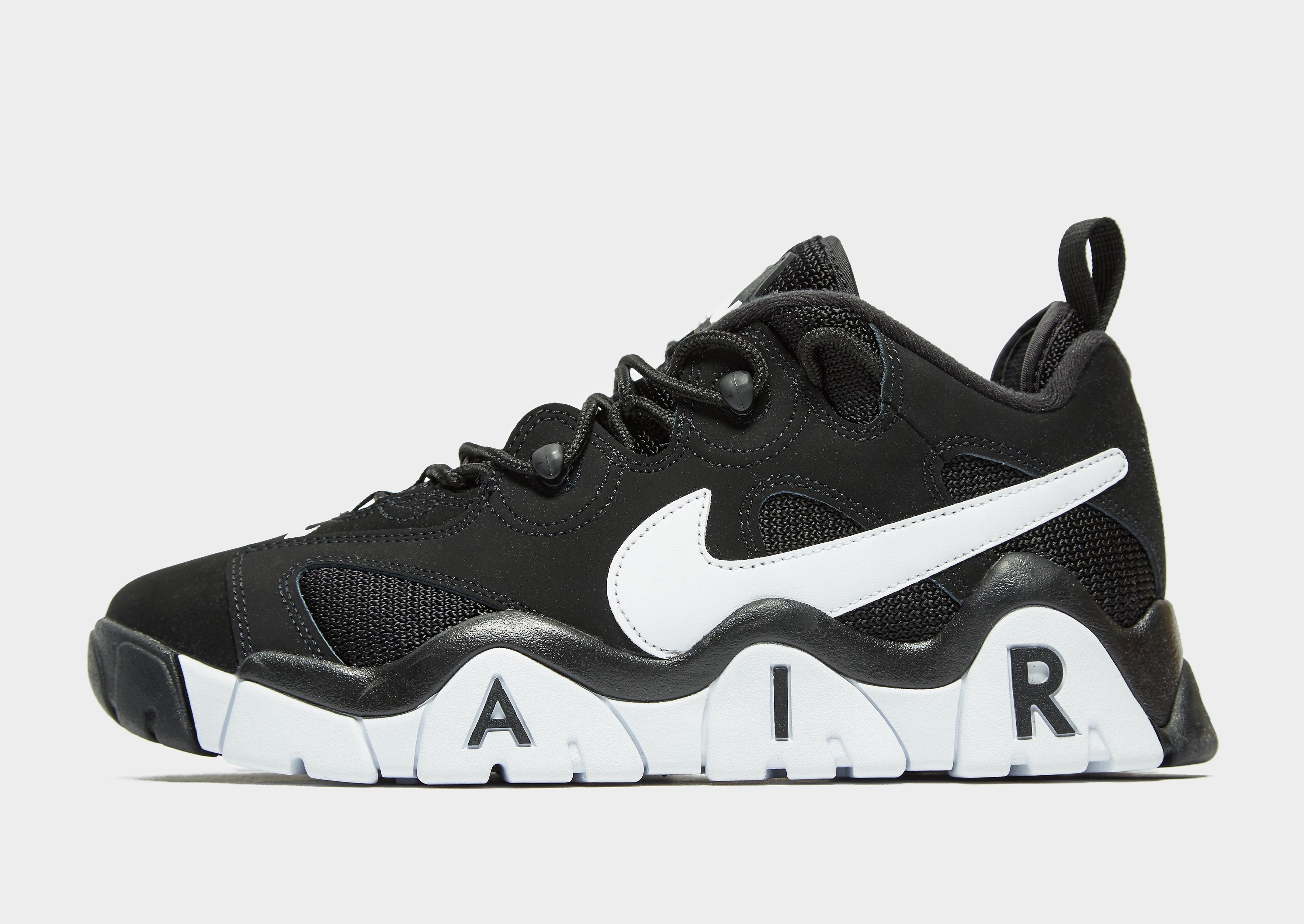 Nike Air Barrage Low, Negro