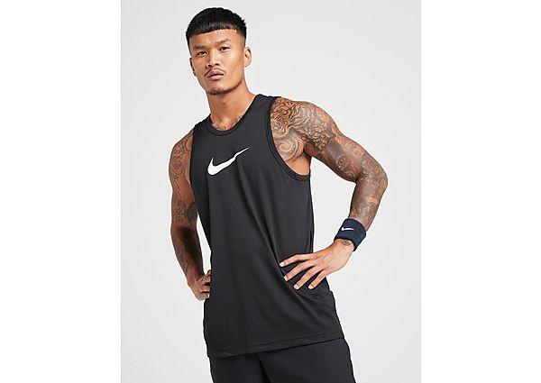 Nike camiseta tirantes Basketball, Black