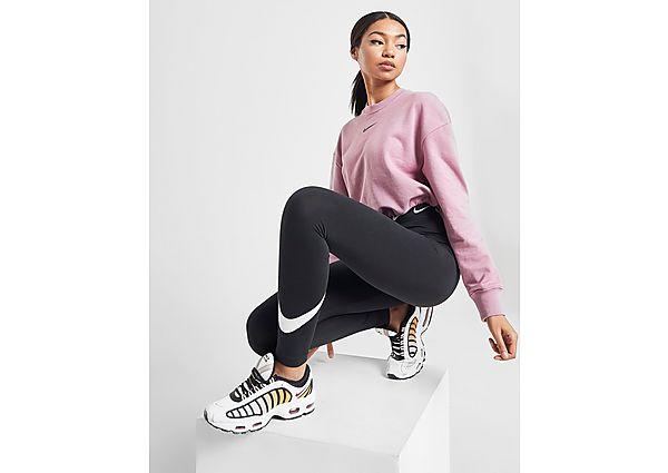 Calzoncillos Deportivos Nike leggings Single Swoosh, Black