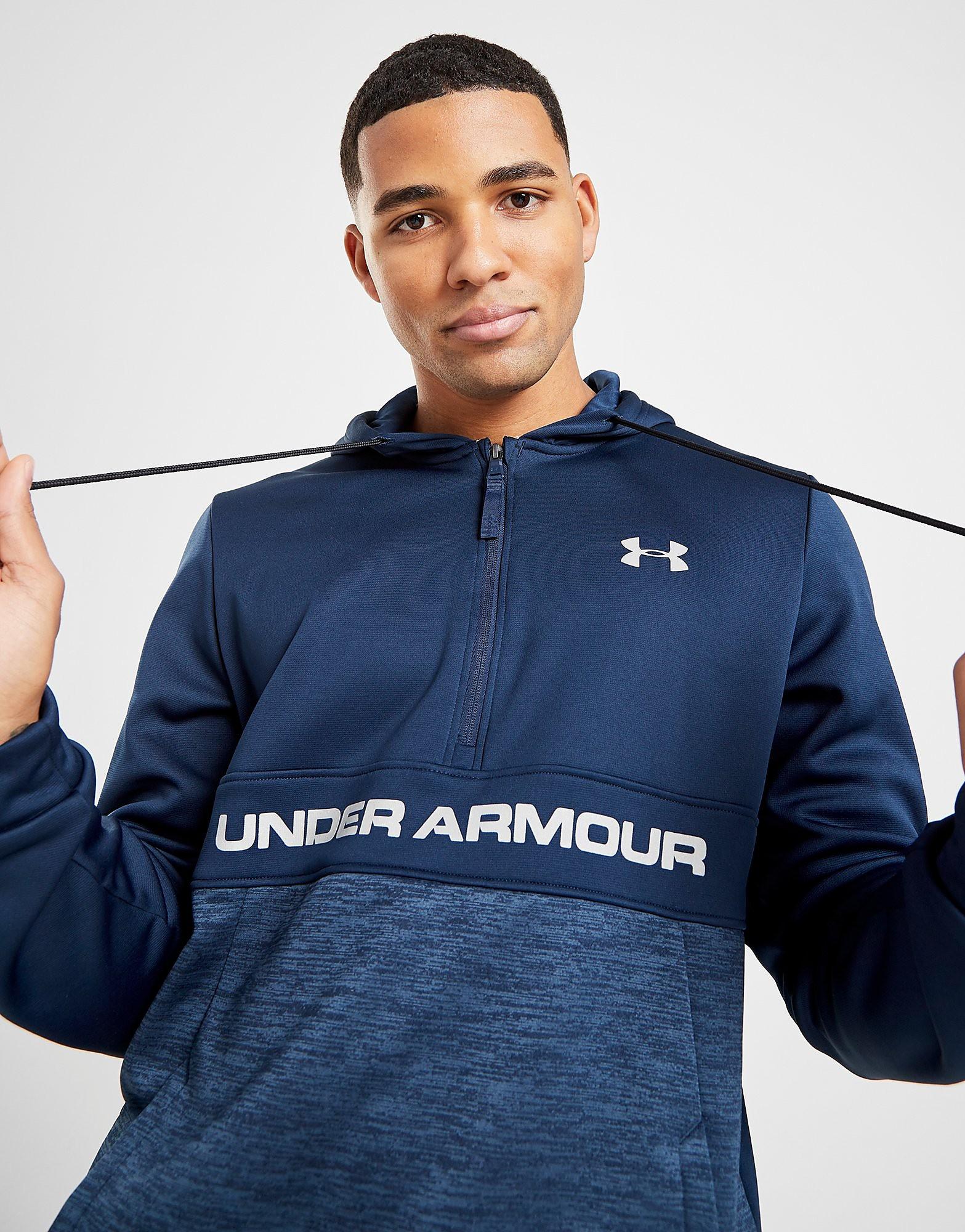 Under Armour Fleece 12 Zip Hoodie