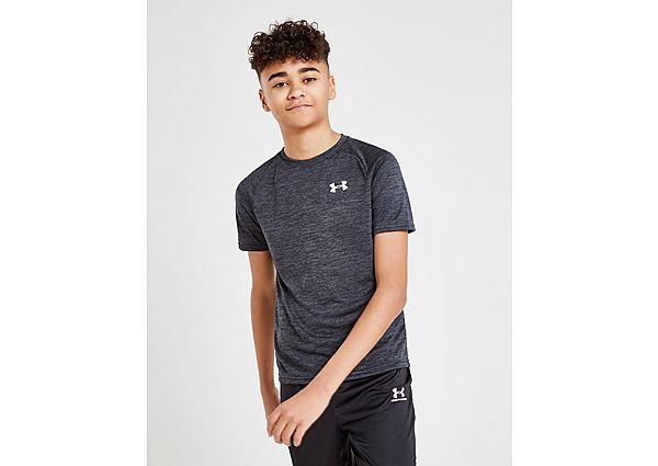 Under Armour Tech 2.0 T-Shirt Junior - Black/Grey - Kind