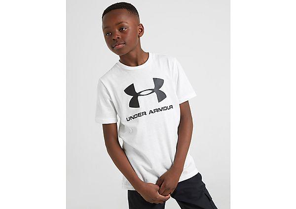 Under Armour Sport Style T-Shirt Junior - White/= - Kind