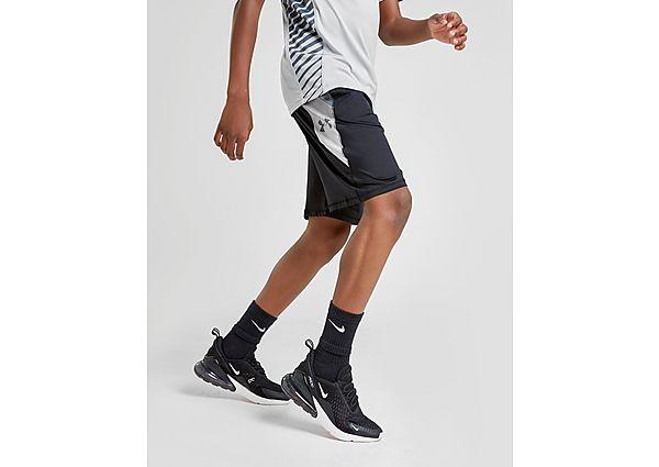 Under Armour Raid Shorts Junior - Black/White - Kind