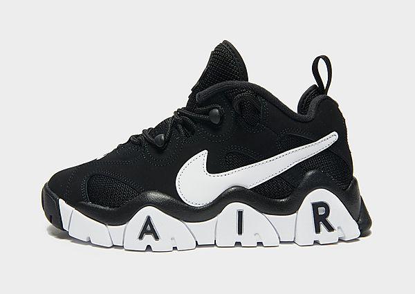 Nike Air Barrage Low júnior, Black