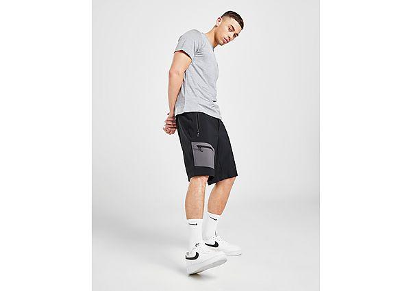 Columbia pantalón corto Titan Pass, Black