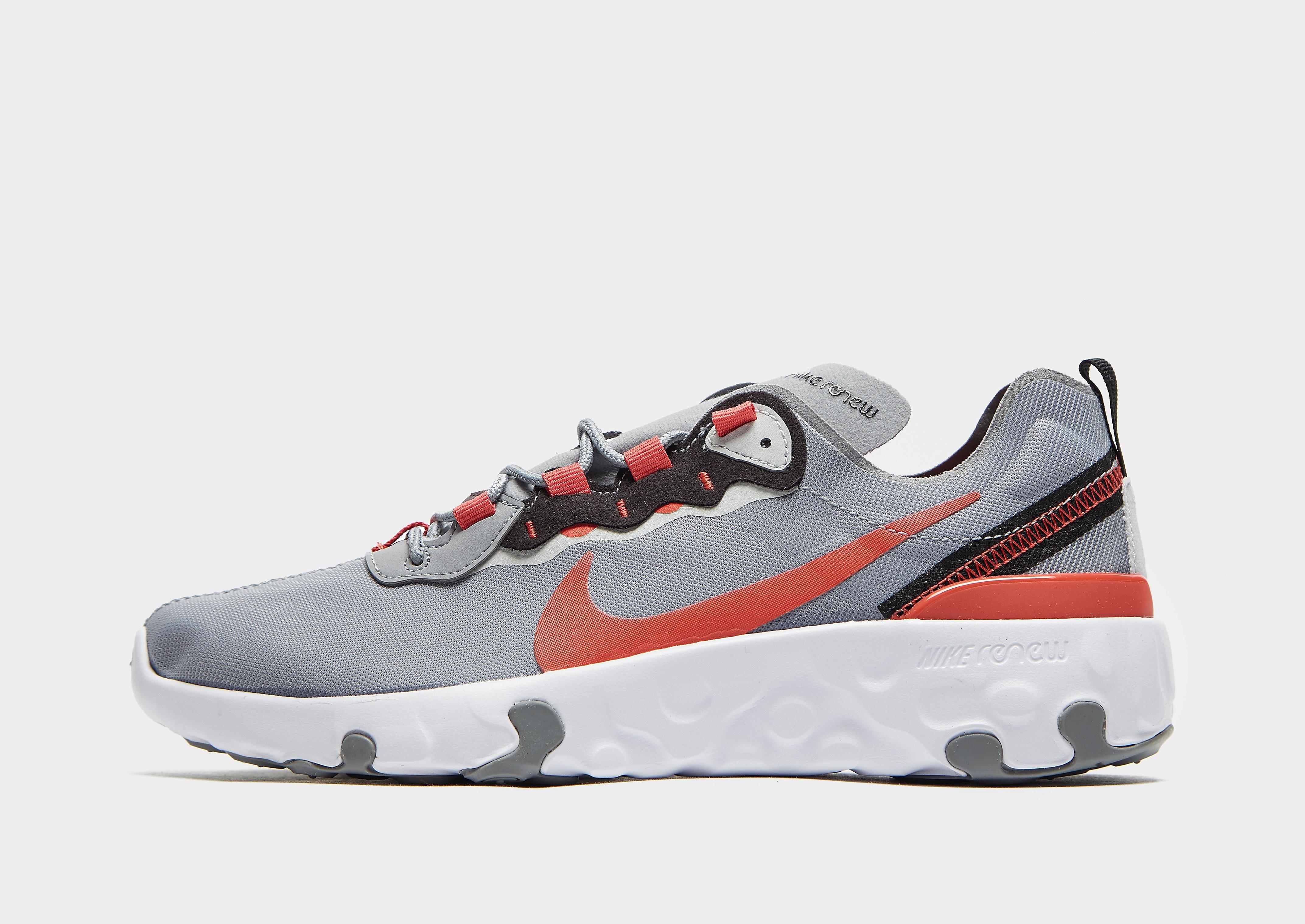 Nike Renew Element 55 Junior Grijs Kind Grijs