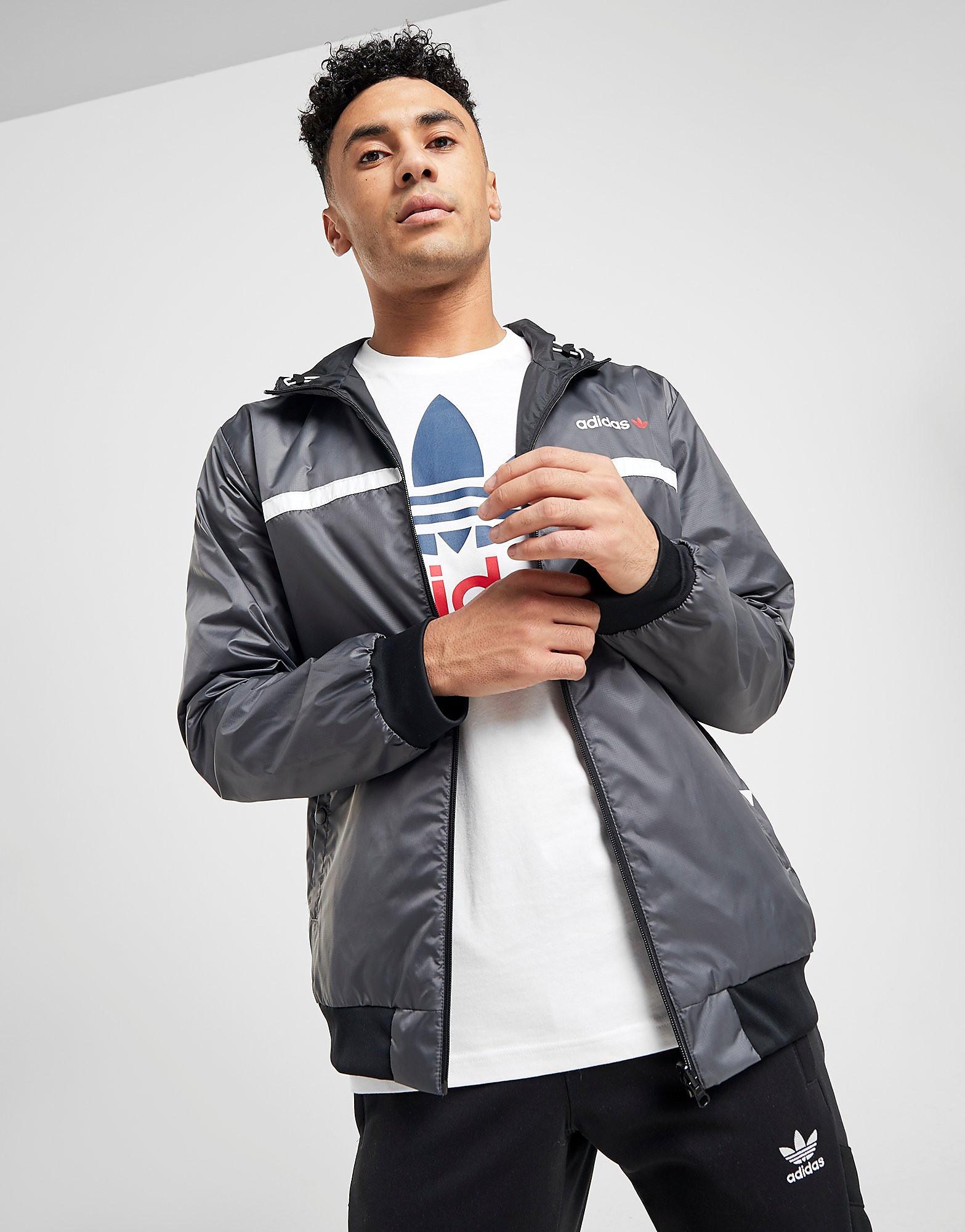 adidas Originals Linear 2 0 Reversible Windbreaker Jacket Heren  alleen bij JD