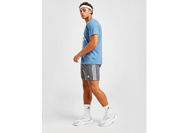 adidas Match Woven pantalón corto, Grey/White