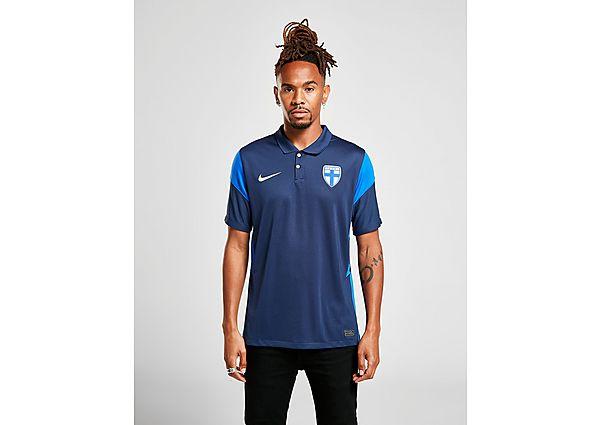 Nike camiseta selección de Finlandia 2020 2.ª equipación, Navy