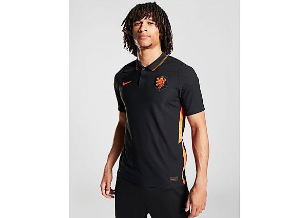 Nike camiseta Paises Bajos 2020/21 2.ª equipación, Black