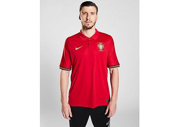 Nike camiseta selección de Portugal 2020/21 1.ª equipación, Red