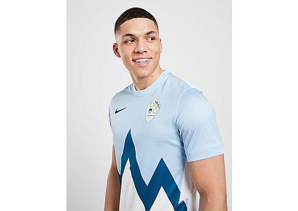 Nike camiseta selección de Eslovenia 2020/21 1.ª equipación, Blue