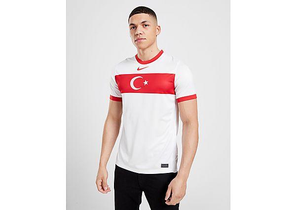Nike camiseta Turquía 2020/21 1.ª equipación, White