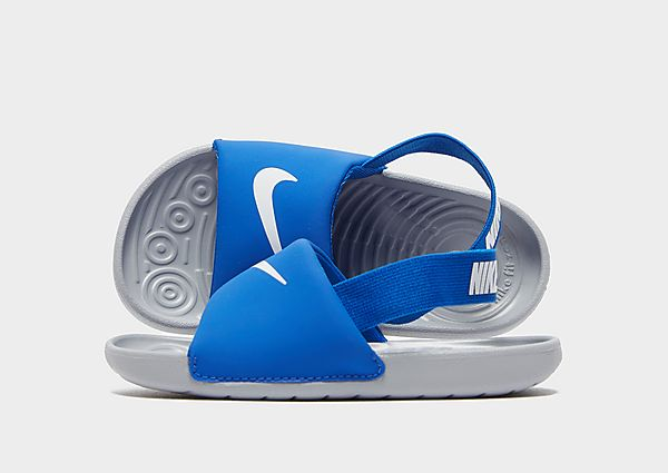 Comprar deportivas Nike chanclas Kawa para bebé, Blue