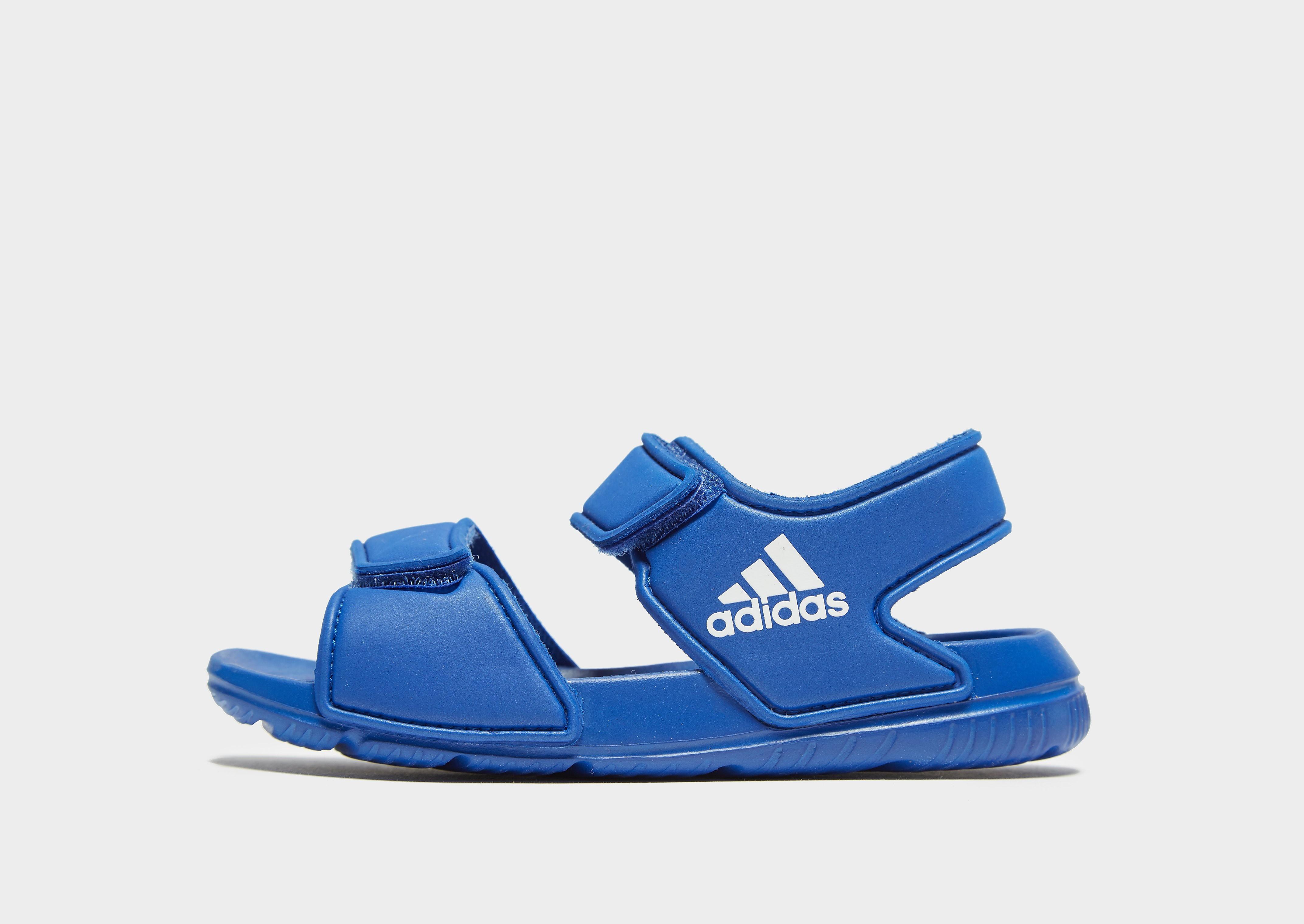 Adidas AltaSwim Sandals para bebé, Azul