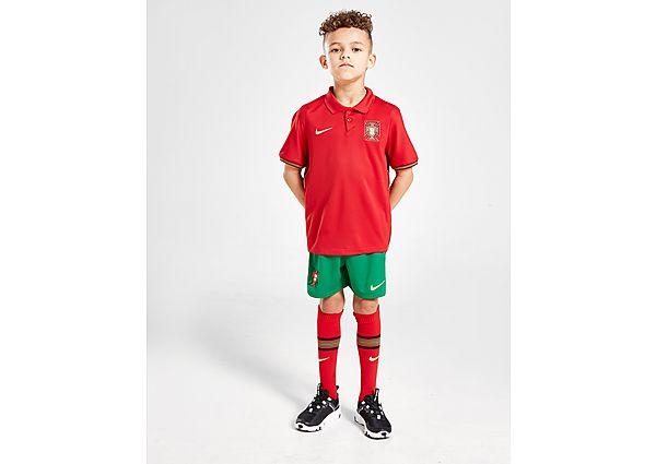 Nike conjunto selección de Portugal 2020/21 1.ª equipación infantil, Red