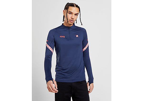 Nike camiseta técnica selección de Croacia Strike, Navy