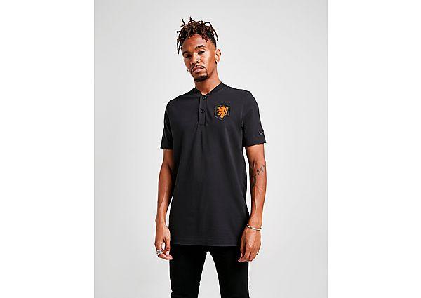 Nike polo Paises bajos, Black