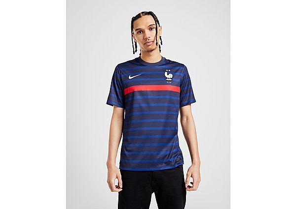 Nike camiseta selección de Francia 2020 1.ª equipación, Blue/Red