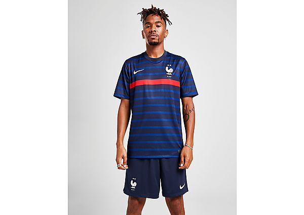 Nike pantalón corto selección de Francia 2020 1.ª equipación, Blue