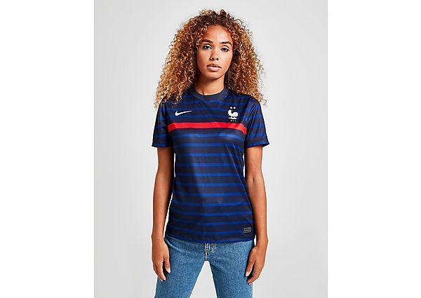 Ropa deportiva Mujer Nike France 2020 Home Shirt Women's