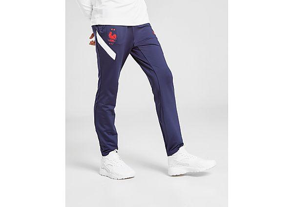 Nike pantalón de chándal selección de Francia Strike júnior, Blue/White/Red