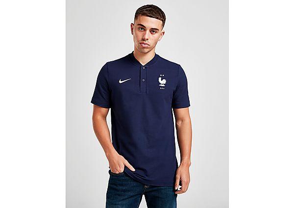 Nike polo selección de Francia Authentic, Blue
