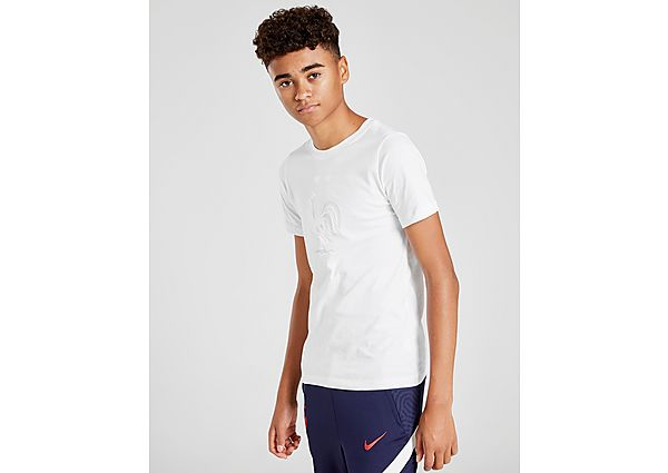 Nike camiseta selección de Francia júnior, White