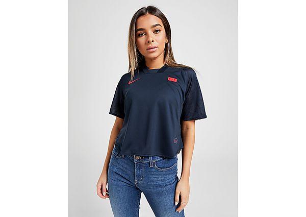 Ropa deportiva Mujer Nike France Reversible Short Sleeve Shirt