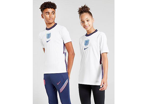 Nike camiseta Inglaterra 2020 1.ª equipación júnior, White