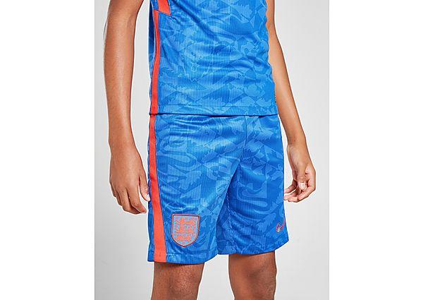 Nike pantalón corto Inglaterra 2020 2.ª equipación júnior, Blue