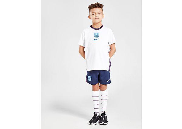 Nike conjunto Inglaterra 2020 1.ª equipación infantil, White/Navy