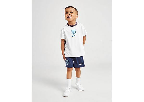Nike conjunto Inglaterra 2020 1.ª equipación para bebé, White