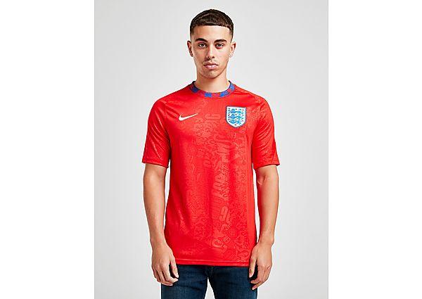 Nike camiseta pre-partido Inglaterra, Red