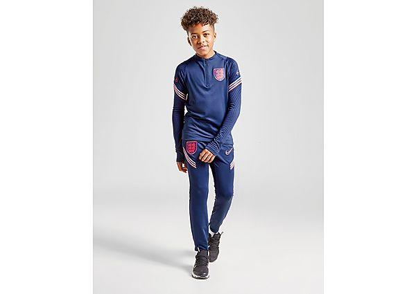 Nike pantalón de chándal Inglaterra Strike júnior, Blue