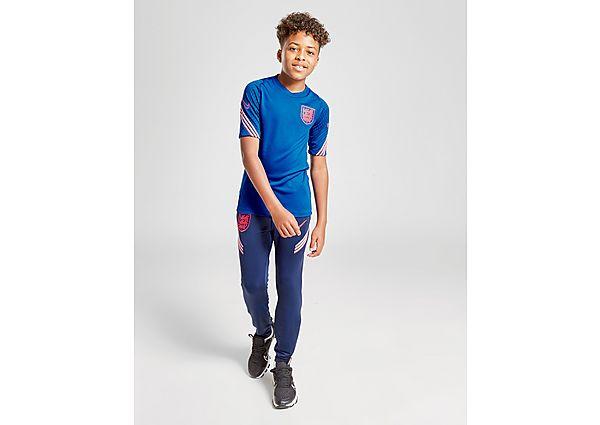 Nike camiseta Inglaterra Strike júnior, Blue