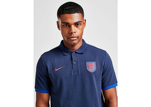 Nike polo Inglaterra Sportswear, Navy