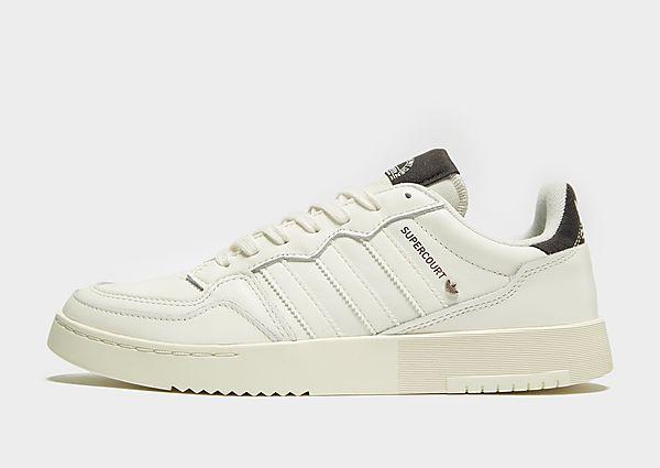 Adidas Originals Supercourt Heren - White - Heren