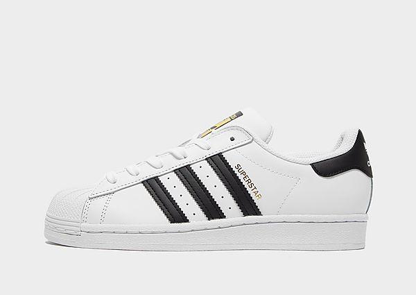 Comprar deportivas adidas Originals Superstar júnior, White/Black