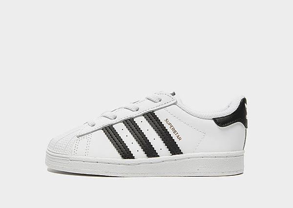 Comprar deportivas adidas Originals Superstar para bebé, White/Black