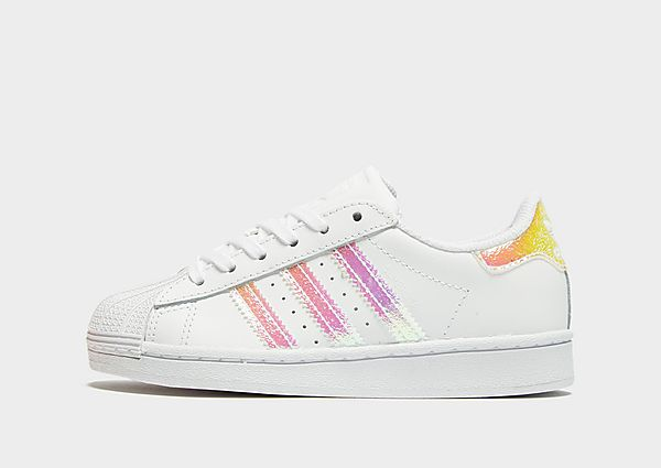Comprar deportivas adidas Originals Superstar infantil, White