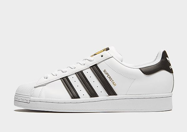 adidas Originals Superstar, White/Black