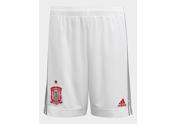 adidas pantalón corto España 2020/21 2.ª equipación júnior