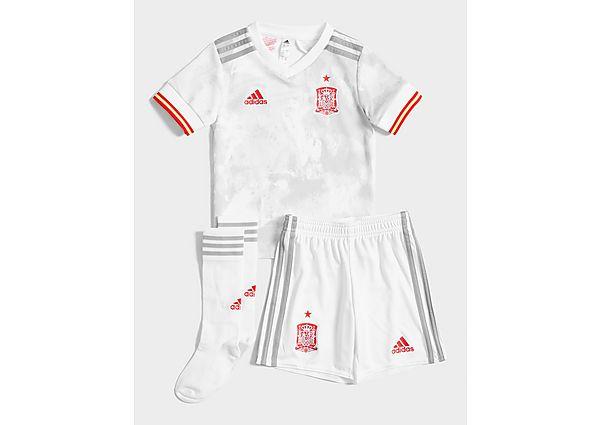 adidas conjunto España 2020/21 2.ª equipación infantil
