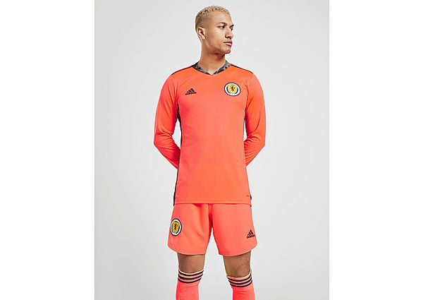 adidas selección de Escocia 2020 2. ª equipación portero pantalón corto, Orange