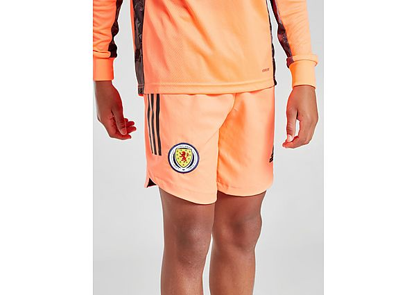 adidas pantalón corto de portero Scotland FA 2020 2.ª equipación Shorts júnior, Red