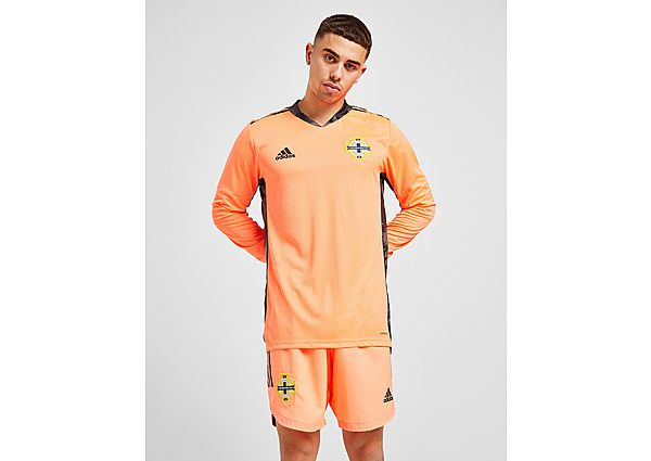 adidas Northern Ireland 2020 Away Goalkeeper Shorts