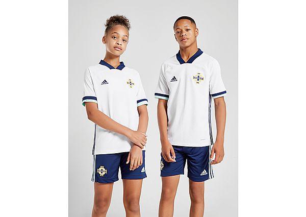 adidas camiseta selección de Irlanda del Norte 2020 2. ª equipación júnior, White