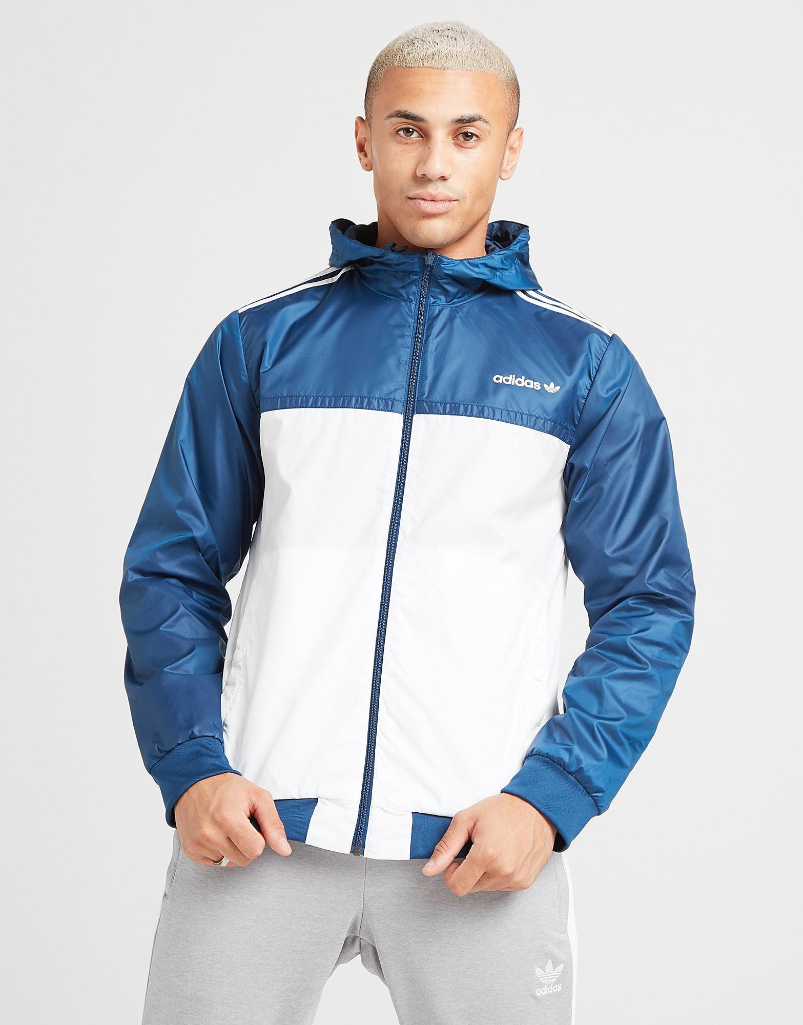 adidas Originals Linear 2.0 Reversible Windbreaker Jacket